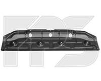 Грязезащита переднего бампера для Kia Optima 2011-