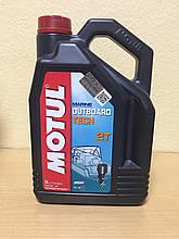 Масло MOTUL OUTBOARD TECH 2T 5л (101728)