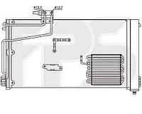 Радиатор кондиционера MERCEDES 203 00-07 (C-CLASS)/209 02-09 (C209-CLK)