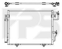 Радиатор кондиционера MITSUBISHI PAJERO IV (V80 / V90) 07-