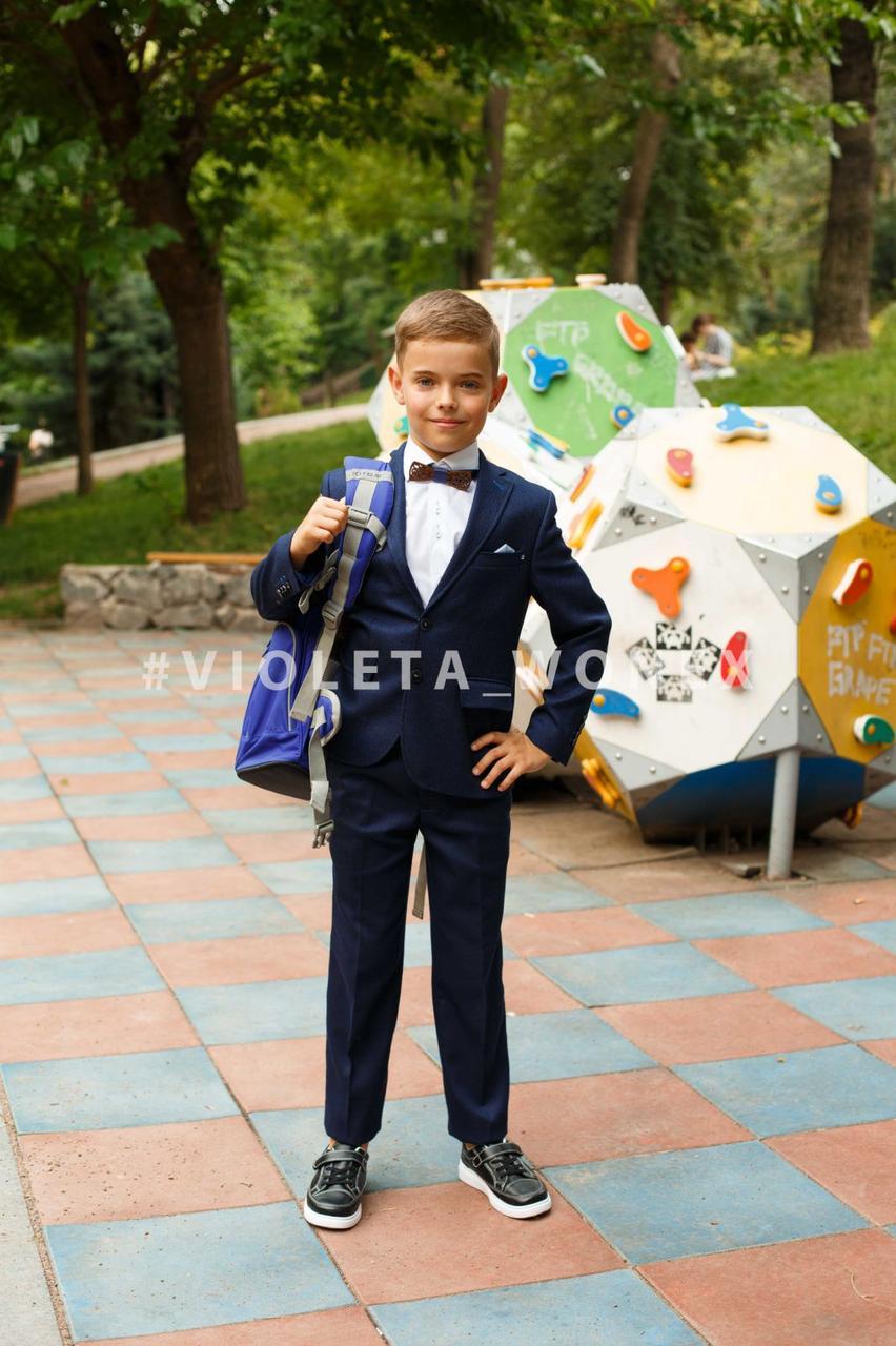 Кеды детские Violeta-Wonex 220-7 black