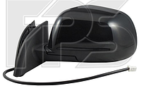 Зеркало правое электро с обогревом Leaf 2010-
