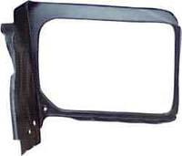 Окуляр фары правый для Ford Sierra 1987-93