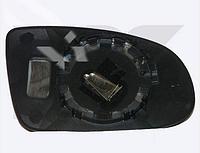 Вкладыш зеркала левый без обогрева асферич Omega B 1994-99