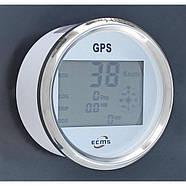 GPS СПИДОМЕТР МУЛЬТИЭКРАН ECMS (БЕЛЫЙ) 900-00031, фото 2