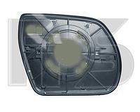 Вкладыш зеркала правый без обогрева Hyundai Santa Fe 2009-12