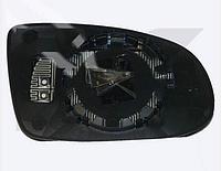 Вкладыш зеркала левый с обогревом асферич Omega B 1994-99