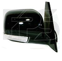 Зеркало правое электро без обогрева глянцевое 5pin Pajero Sport 2009-15