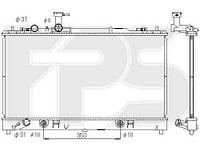 Радиатор охлаждения автомобильный основной MAZDA 6 (GG/GY) 02-08