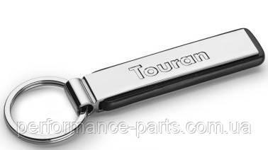 Брелок Volkswagen Touran Key Chain Pendant Silver Metal, артикул 5TA087010YCC