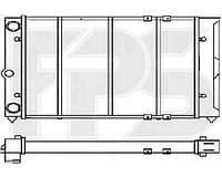 Радіатор охолодження автомобільний основний VW PASSAT 88-93 (B3)/PASSAT 94-96 (B4)
