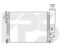 Радиатор охлаждения автомобильный основной PEUGEOT 405 87-96