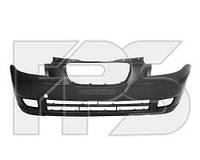 Бампер передний черный с отв. под п/тум Kia Picanto 2004-08