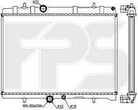 Радиатор охлаждения автомобильный основной PEUGEOT 407 04-10