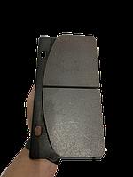 Колодка гальмівна (прямокутна) 408107-108
