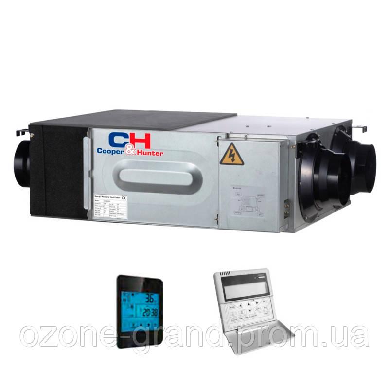 Вентиляционная установка с рекуперацией тепла Cooper@Hunter CH-HRV10K