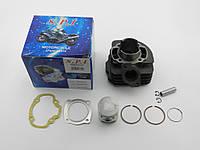 Цилиндр (в сборе) Honda Lead 90cc ø-48мм SPI/SEE (тайвань)
