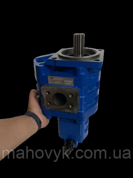 Гідронасос здвоєний шліц (діаметр вала 32 мм) CBGj3100/10-10