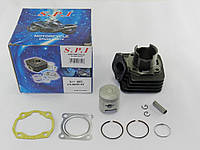 Цилиндр (в сборе) DJ-1 AF-12/AF-14/Fullmark AF-09/16 50cc, SPI/SEE (Тайвань)