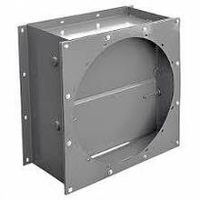 Клапаны лепестковые КЛ для осевых вентиляторов  от производителя