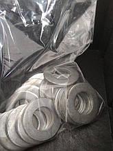 Шайба пласка, DIN 125, оцинкована, М27