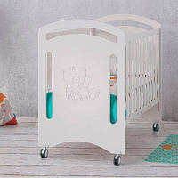 Кроватка детская Гамми (К2) белая