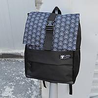 Рюкзак з принтом бренд ТУР модель Piligrim, фото 1