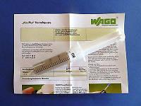 Шприц 20мл с контактной пастой Alu-plus WAGO 249-130