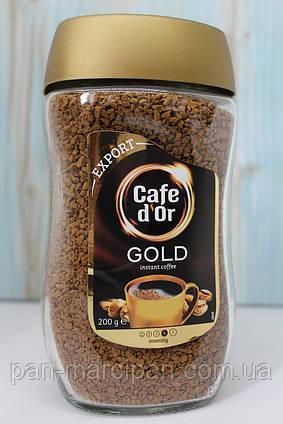Кава розчинна Cafe D'Or Export 200 г