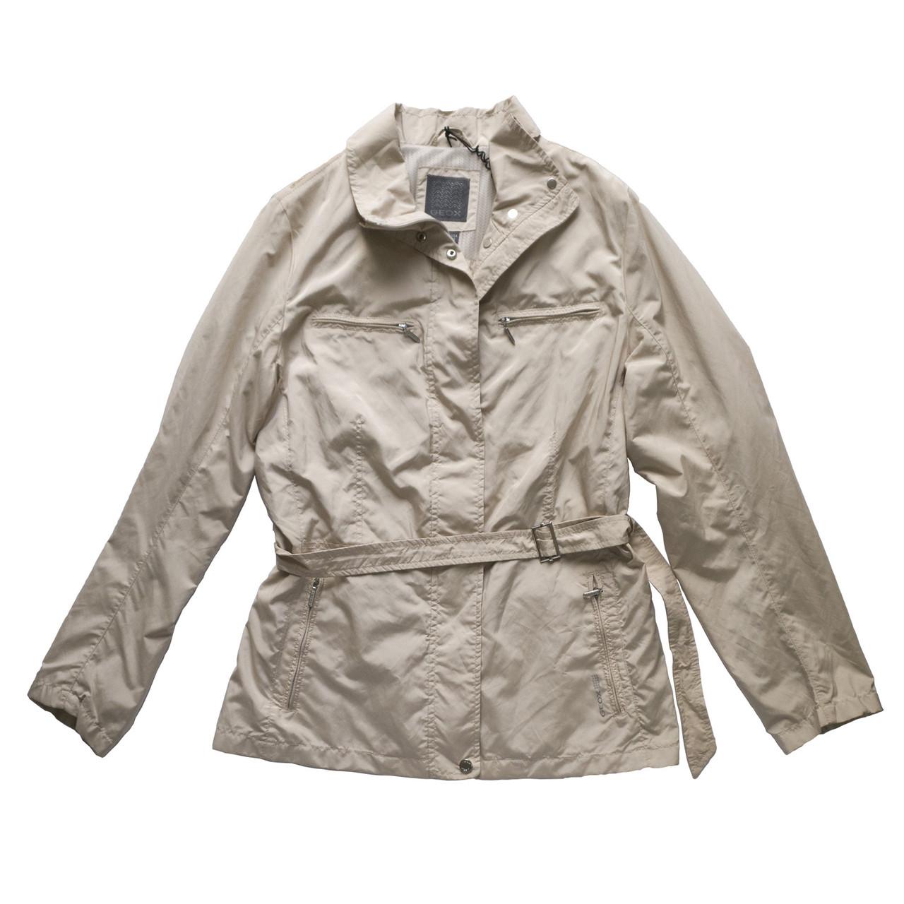 Демисезонная женская куртка Geox W3220A GOLDEN SKIN (48)