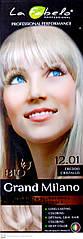 Крем-краска для волос La Fabelo №12.01 БИО Кристальный Блонд Холодный Кристалл 100 ml Италия