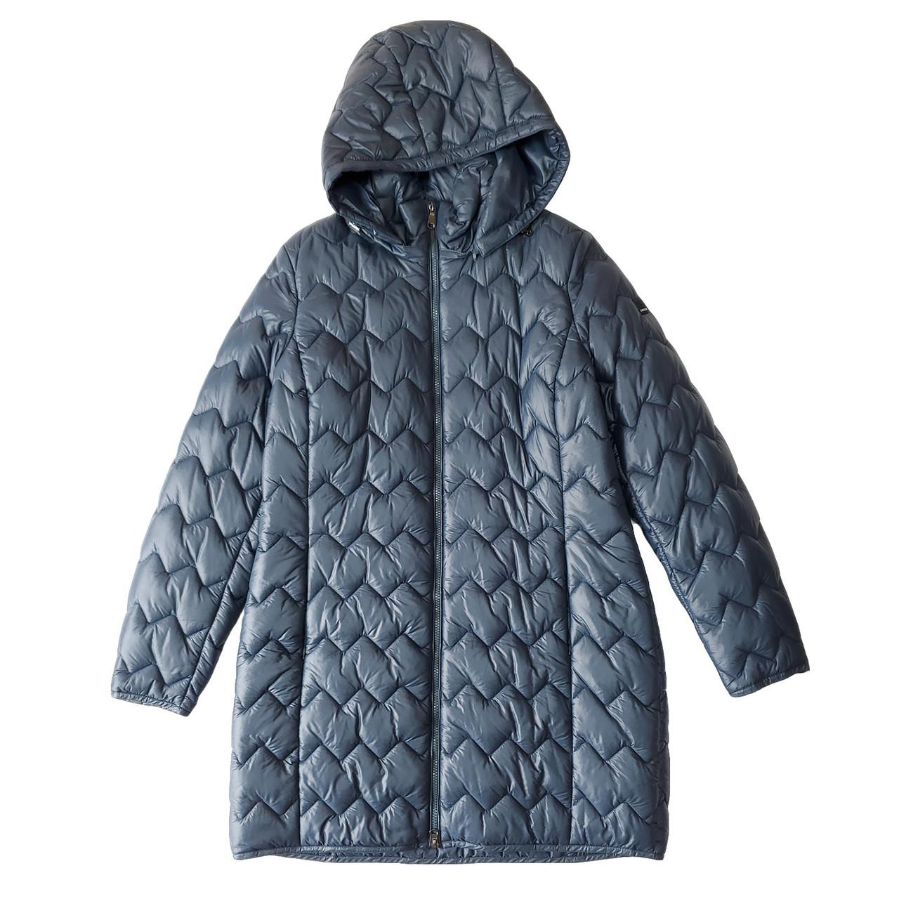 Демисезонное пальто женское Geox W4420H MID OTTANIO