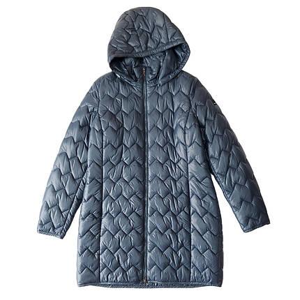 Демисезонное пальто женское Geox W4420H MID OTTANIO, фото 2