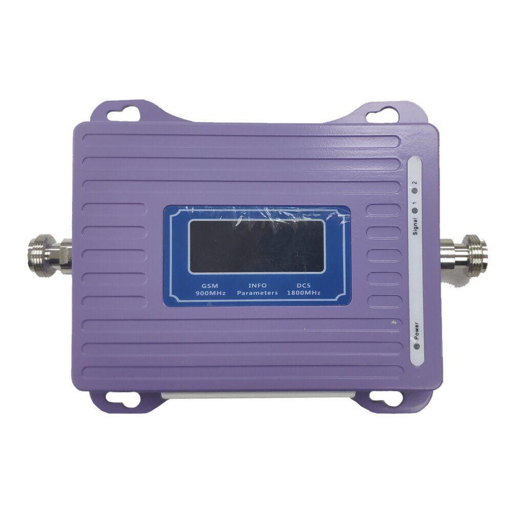 Усилитель сигнала InterGSM DualBand Model 855 2G 4G 900/1800 МГц