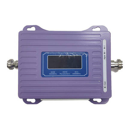 Усилитель сигнала InterGSM DualBand Model 855 2G 4G 900/1800 МГц, фото 2