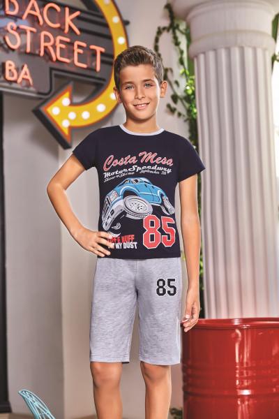 Комплект футболка+шорты для мальчика 5352 Berrak
