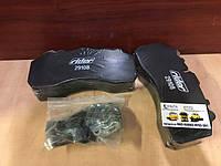 RD 29108STD Колодка тормозная (комплект на ось) BPW, DAF XF95, IVECO, MB ACTROS, SAF, SCANIA (RIDER)