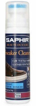 Очиститель для спортивной обуви Saphir Sneaker Cleaner аппликатор 75 мл