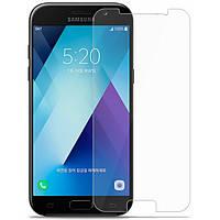 Защитное стекло для Samsung Galaxy A7 2017 / A720 (0.3 мм, 2.5D)