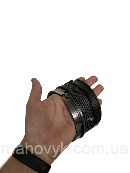 Поршневі кільця на WD615 (612600030051 Комплект)