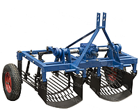 Картоплекопач для трактора дворядна