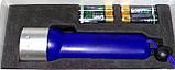 Подводный фонарь для дайвинга фонарик Blue, фото 4