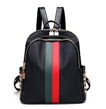 Женский городской рюкзак, женский  рюкзак качественный вместительный, прогулочный рюкзачок для девушки