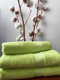 Махровое полотенце 50х100, 100% хлопок 550 гр/м2, Пакистан, Салат