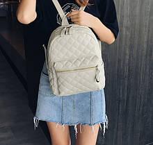 Качественный женский рюкзак Молодежный женский рюкзак на каждый день, городской рюкзачок для девушек