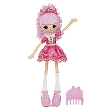 Лялька LALALOOPSY GIRLS Принцеса Блестинка