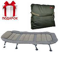 Раскладушка карповая Marshal Flat Bedchair 210x85x32cm