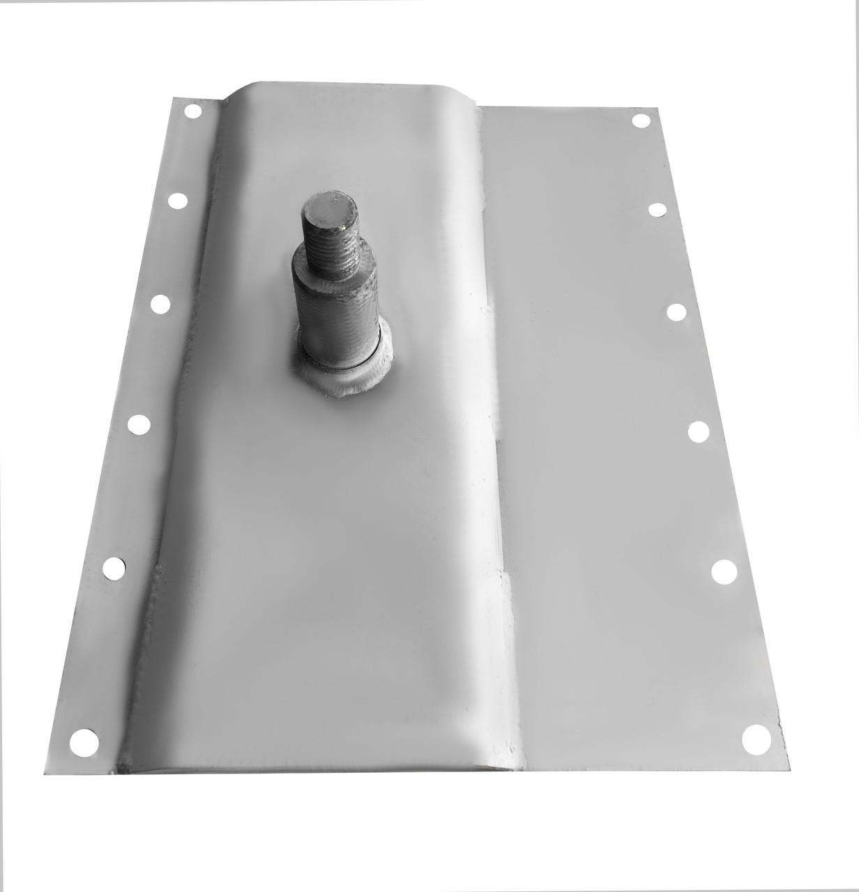 Плита опорная (верхняя, нижняя) нижнего решетного стана Петкус К-527 ..