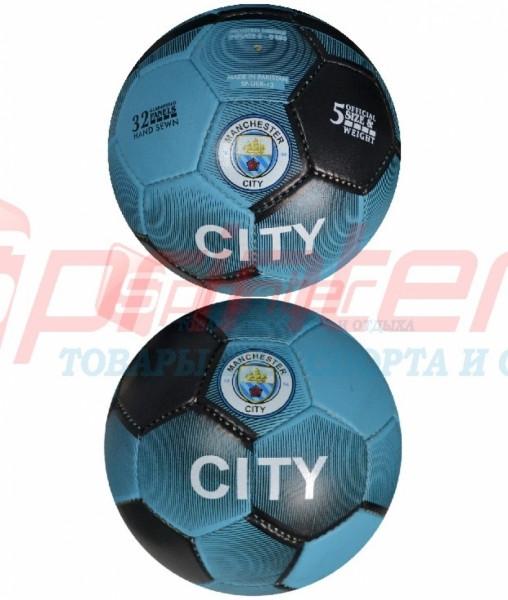 """Мяч футбольный """"Manchester City"""" 2013"""