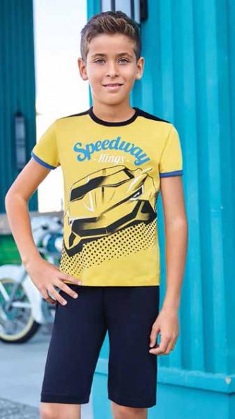 Комплект футболка+шорты для мальчика 5345 Berrak
